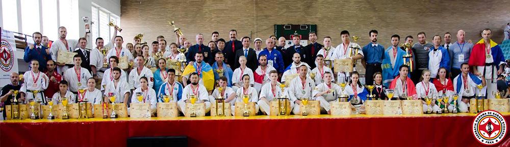 Federaţia Română de Karate Kyokushin